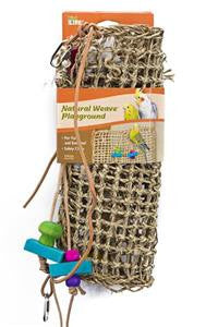 Natural Weave Climbing Activity Mat