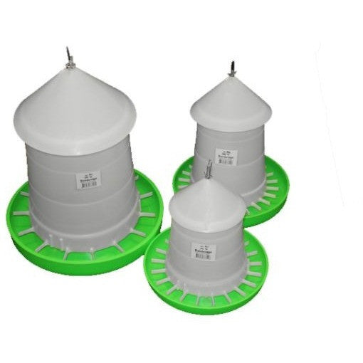Feeder with Rain Cover 5kg