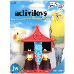 JW Insight BIRD TOY PECK- A-MOLE