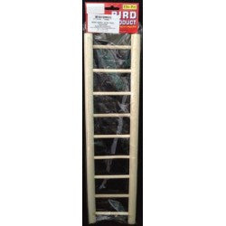 Ladder Wood 9 Step extra thick