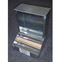 Aviary Seed Feeders - With Tilt Husk Tray: No 2 Hopper