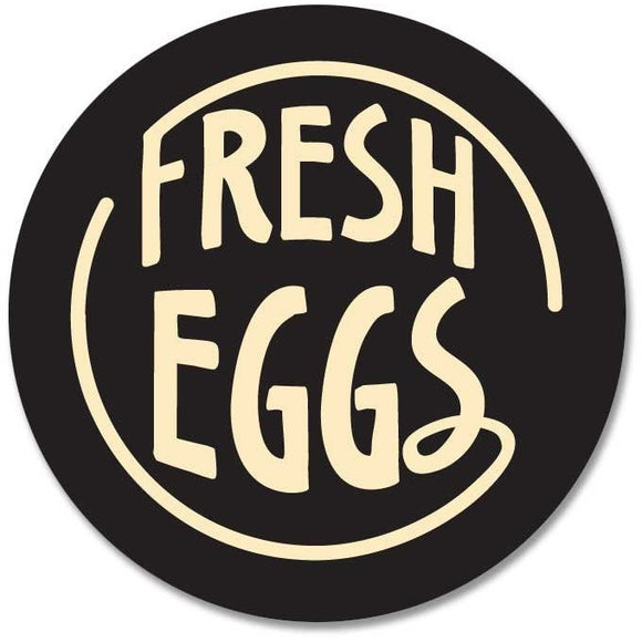 Coop Sign - Fresh Eggs - 9