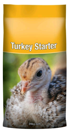 Turkey Starter by Lauke 20kg