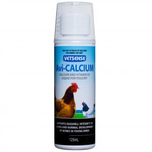 Vetsense Avi-CALCIUM 125ml