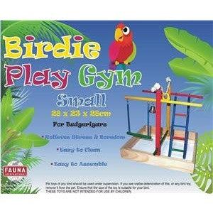 Birdie Play Gym Centre - Small