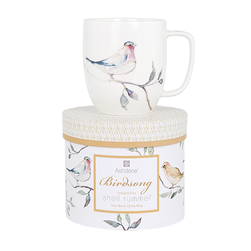 Birdsong New Bone China Mug