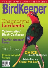 Birdkeeper Magazine Volume 30 Issue 11