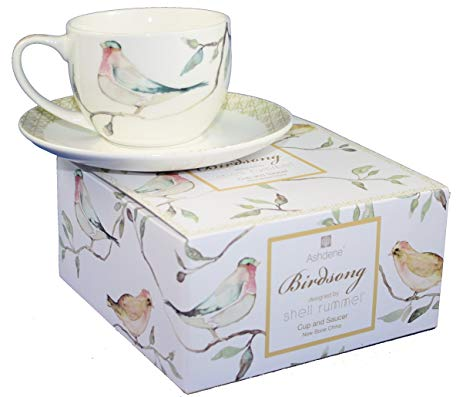 Birdsong Cup and Saucer Set