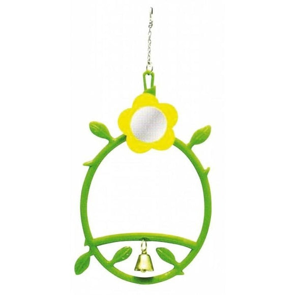 Birdlife Willow Swing with Mirror