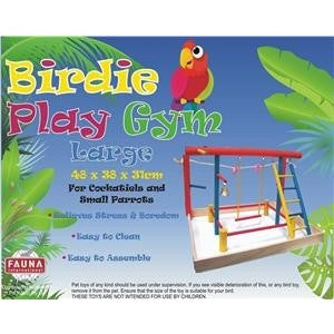 Birdie Play Gym Centre - Large