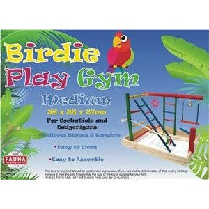 Birdie Play Gym Centre - Medium