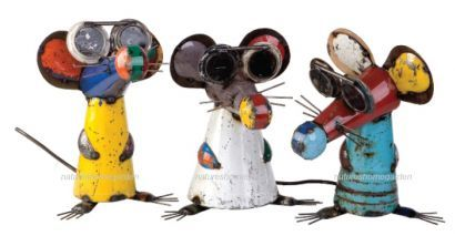 Three Blind Mice - Tom, Dick and Harry