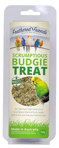 Feathered Friends Scrumptious Budgie Treat