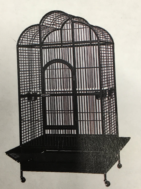 Large Scallop Open Top Cage