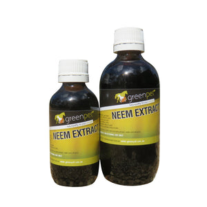 Greenpet Neem Extract - Two sizes
