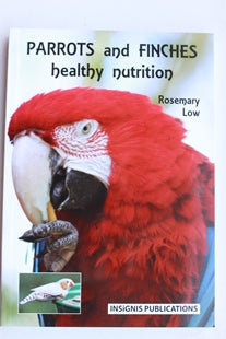 Parrot and Finches - Healthy Nutrition