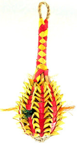 Planet Pleasures Pineapple Foraging Toy Medium