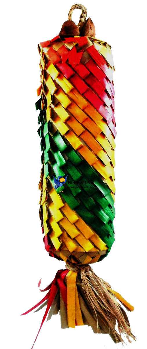 Planet Pleasures Rainbow Pinata Diagonal XL