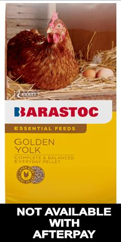 Barastoc Golden Yolk Pellets 20kg