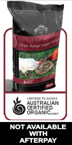 Country Heritage CERTIFIED ORGANIC Free Range Layer Pellets