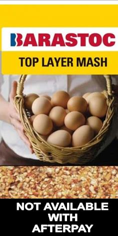 Barastoc Premium Top Layer Mash 20kg