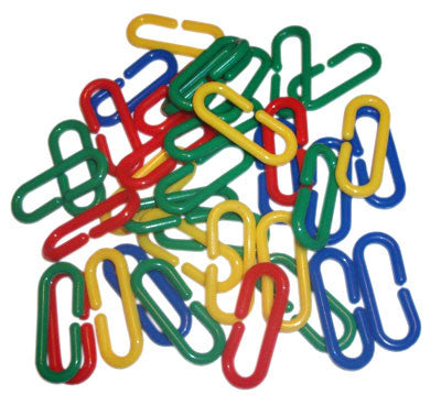 Plastic C Links - Small Heavy Duty