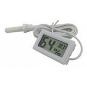 Digital LCD Thermometer/Hygrometer