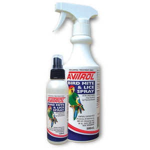 Avitrol Bird Mite and Lice Spray 500ml