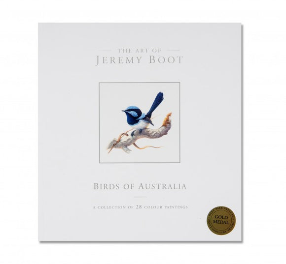 Birds of Australia by Jeremy Boot