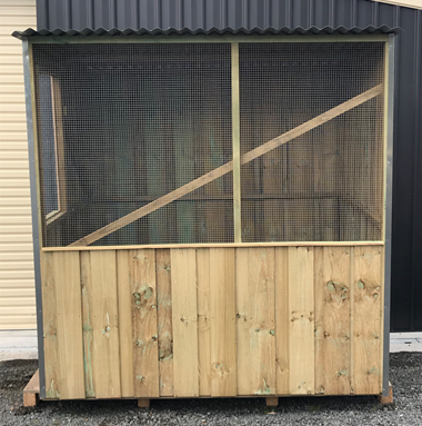 Large Aviary | Chicken Coop