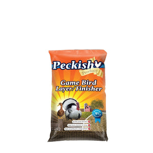 Peckish Game Bird Layer/Finisher 7.5kg