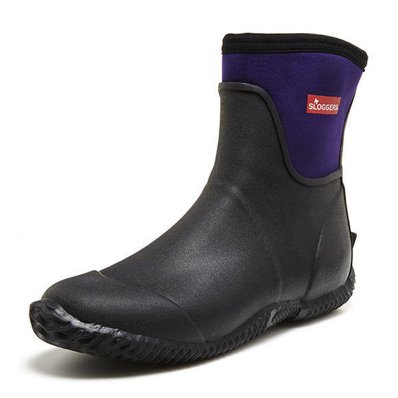 Sloggers Leisure Boots - Plum