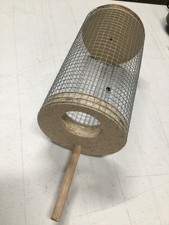 Small Bird Nesting Tube