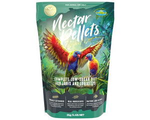 Vetafarm Nectar Pellets - TWO SIZES