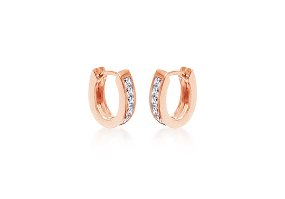344817d04 Shop for Products at Tzefira: 18ct gold, Diamond cluster earrings ...