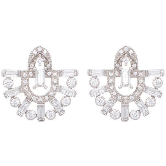 V Jewellery Runa Earrings