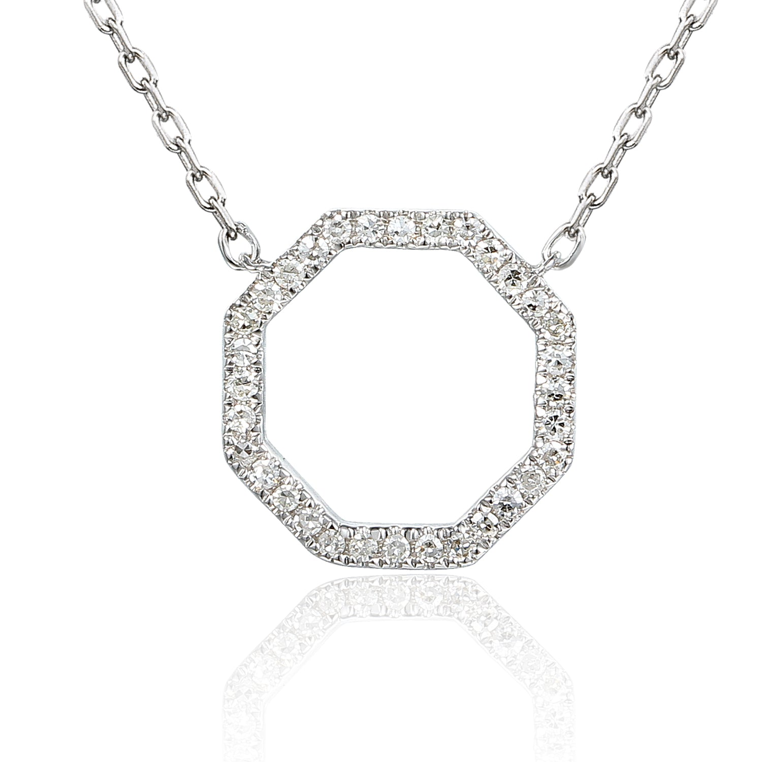 halo marquise horizontal necklace diamond