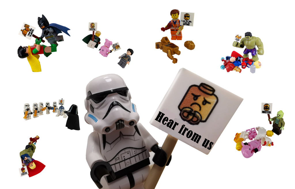 A BEmoji a day: Must have LEGO accessory this Christmas. (Day 10)