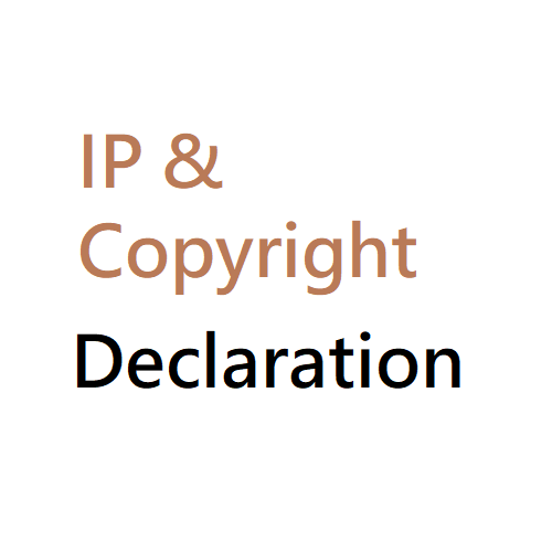 IP & Copyright Declaration