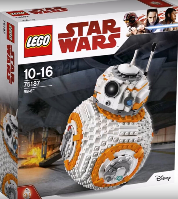 LEAKED Lego Star Wars The Last Jedi Sets! Large Lego BB-8 & More!