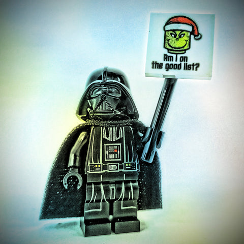 LEGO star wars chirstmas the grinch accessory for minifigures