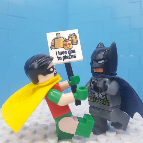 LEGO Batman movie LEGO accessory for minifigures