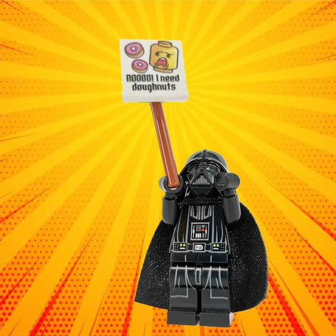 LEGO accessory Darth Vader Star Wars