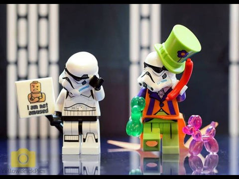 storm troopers lego star wars bemojis yellowbrickpics