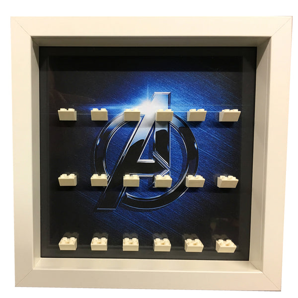 Lego Minifigure Display Frame For Ninjago Series 20