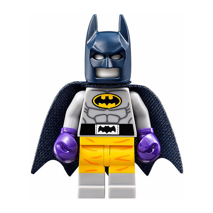LEGO 70909 LEGO Batman Movie Batcave Break-in  lego-raging-batsuit-batman-batsuit-with-boxing-gloves