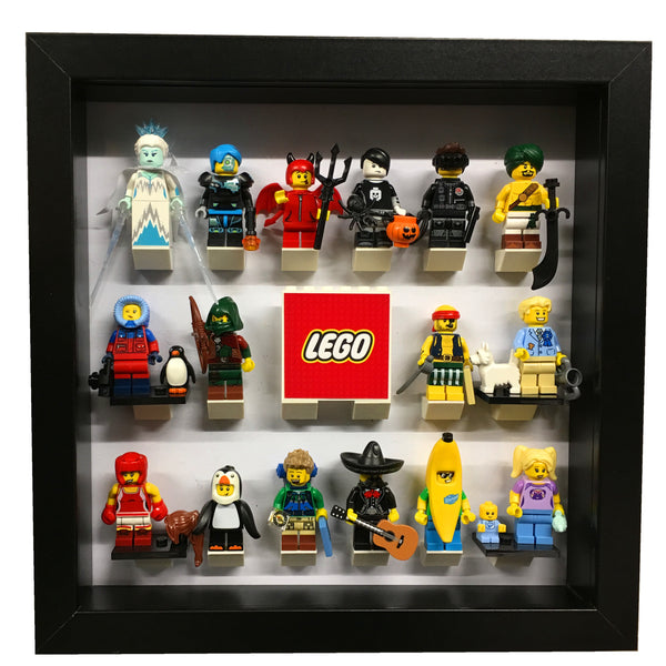 lego minifigure display case for lego minifigures