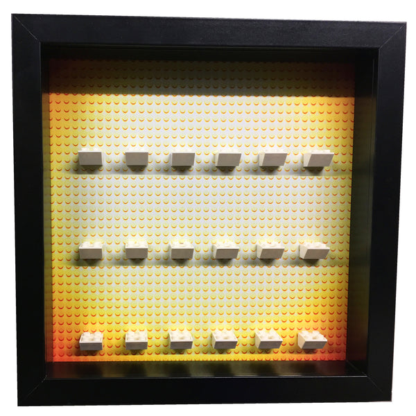 Papimax-lego-minifigure-display-frame-faded-print-black
