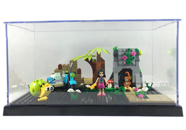 Lego minifigure display case for series 17 Minifigures