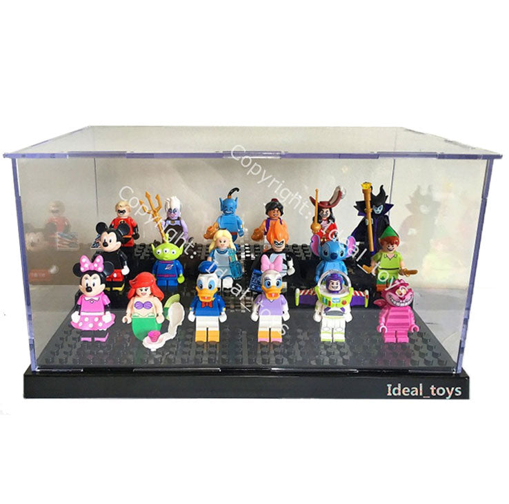 Lego minifigure display case for star wars Minifigures